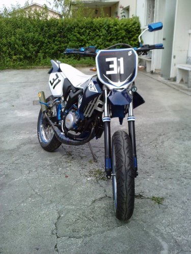Yamaha dt replica yz by anto31 de crazy