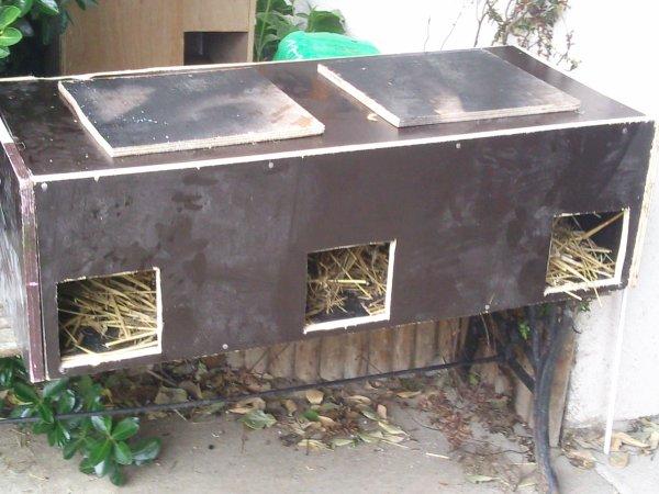 Fabrication maison blog de chasseur80131 for Fabrication maison