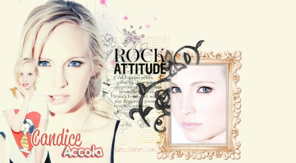 Zoom Sur Candice Accola