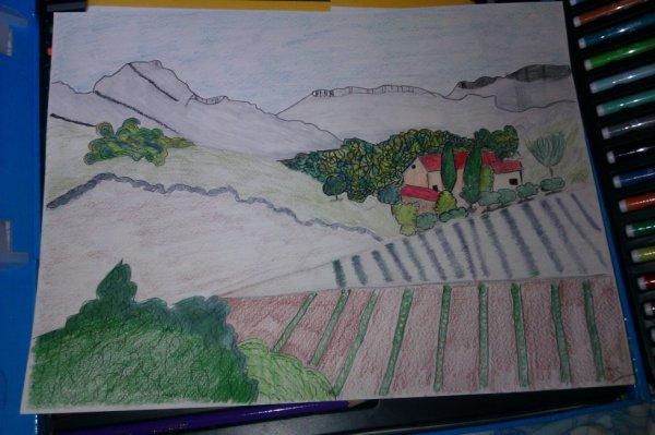 une  de  mes autres  passions  le dessin
