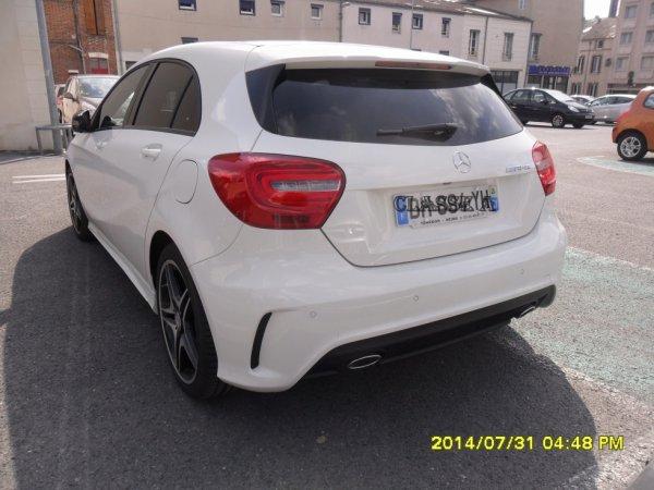 Mercedes classe a (Pack amg)