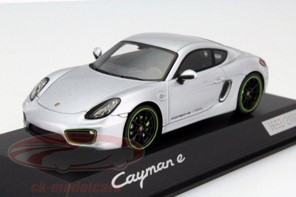 Porsche cayman e 1/43 Spark
