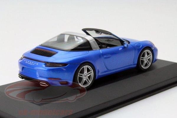 Porsche 911 targa 4 et targa 4s 2015 1/43 Herpa