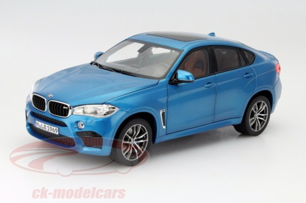 Bmw X6M 2015 1/18 Paragon Models