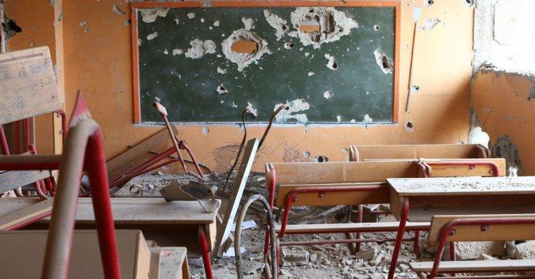 Syrie : 22 enfants et six enseignants tués lors du bombardement d'une école à Idleb