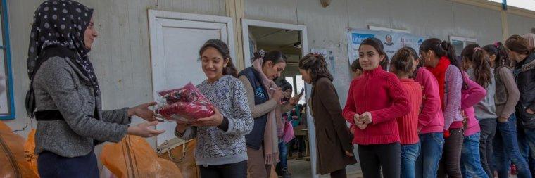 Irak : Réouverture des écoles dans l'Est de Mossoul