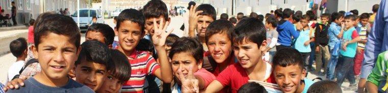 A la découverte des actions de l'UNICEF en Turquie