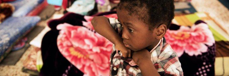 Le périple meurtrier des enfants migrant de l'Afrique du Nord vers l'Europe