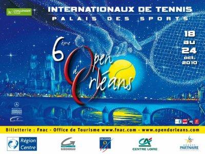 6ème Open d'Orléans : du 18 au 24 octobre 2010