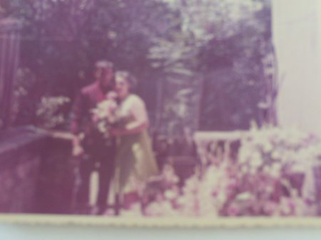 Toujours les fiancailles juin 1967