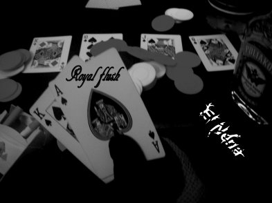 "- - NET TAPE "" ROYAL FLUSH "" 2011 - -"