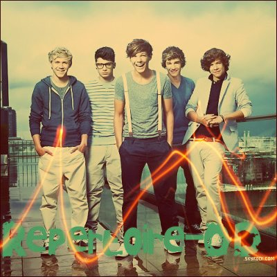 Bienvenue sur ton répertoire de fiction uniquement sur les One Direction !