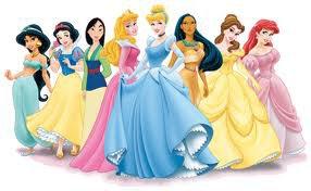 Les princesse Diisney :)