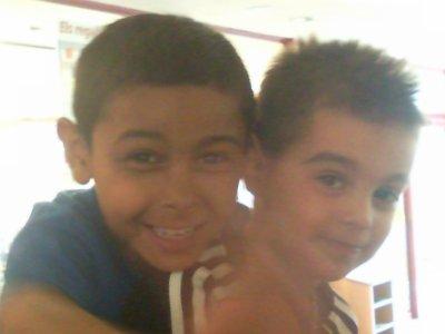 ezechias mon fis et mon neveu ilenzo