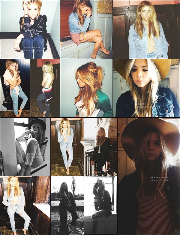 ✲ Découvrez un superbe shoot de la jolie Ashley, réalisé pour le site Find Your California !