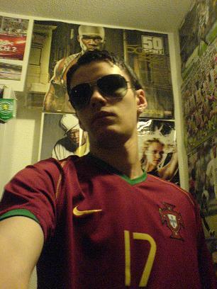 O Skyblog de um menino português