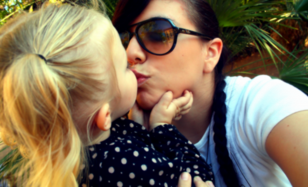 Pauline ma nièce, je ne vis que pour elle ! ♥