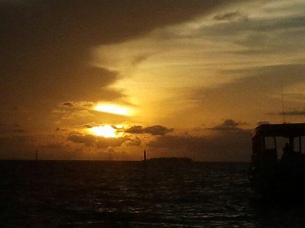 Nos vacance au paradis sur terre avec mon homme au maldive
