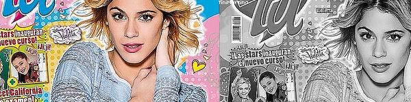 De nouvelles photos promotionnelles pour Violetta 3 sont sorties!