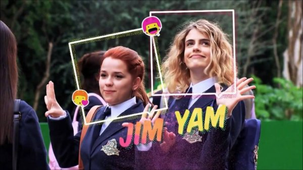 Jim et Yam