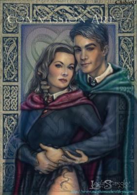 Minerva mcgonagall et tom jedusor chibi 39 s harry potter - Harry potter 8 et les portes du temps bande annonce ...