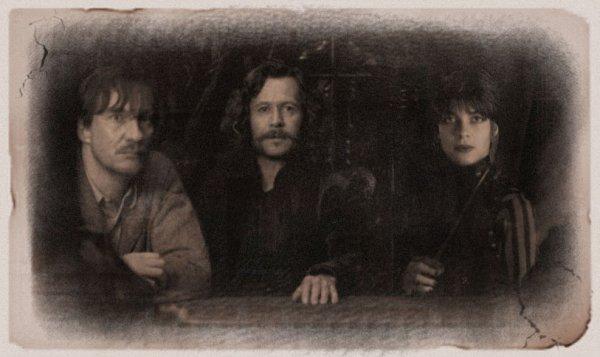 Remus Sirius Tonks