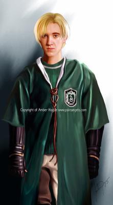 Draco chibi 39 s harry potter - Harry potter 8 et les portes du temps bande annonce ...
