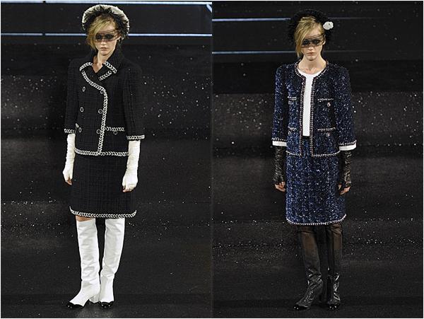 Chanel - haute couture F/W 2011 2012