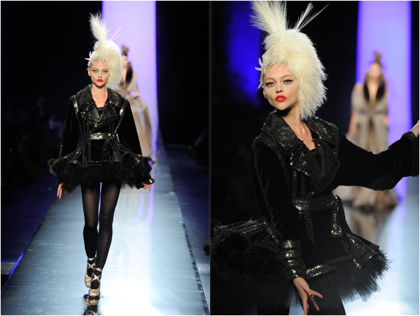 Jean Paul Gaultier - haute couture F/W 2011 - 2012