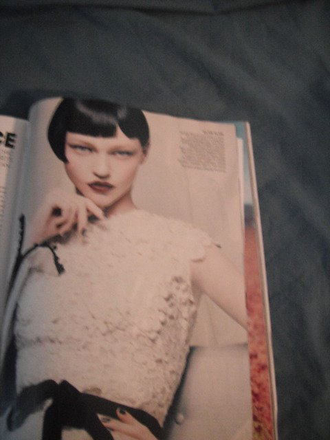 Vogue US Septembre 2011