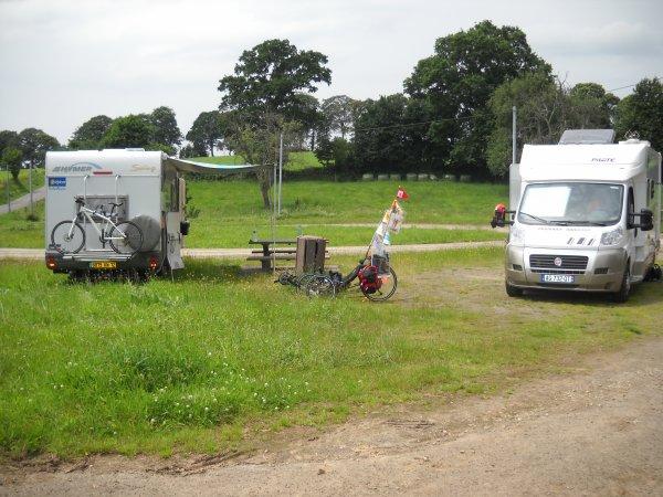 41 éme étape:  Domfront  à  Mortain 31 km (50)