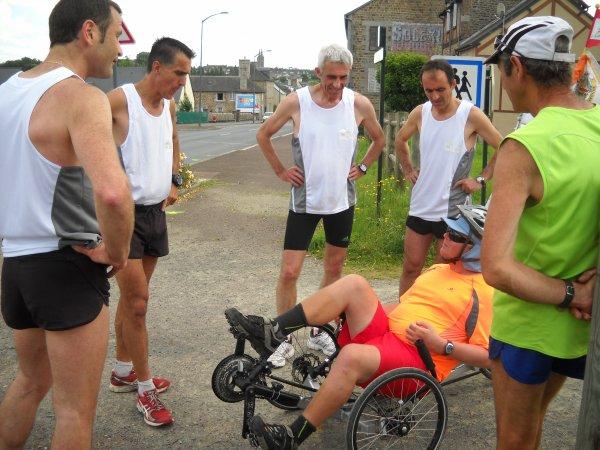 42 éme étape:  Mortain à  St-Hilaire du Harcouet  14 km (50)