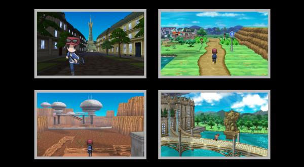 Nouveau jeu : Pokemon X et Y