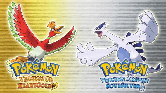 Pokémon Heartgold / Soulsilver