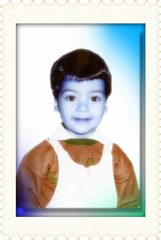 Moi Quand j'avais deux ans ^^