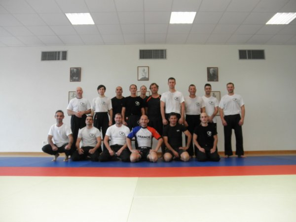 Stage MMA / Krav Maga du 21 octobre 2012