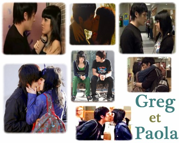 Greg et Paola :)