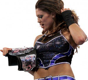 Kelly Kelly Brooke Adams & Eve Torres  3 ancienne Diva de la WWE ♥
