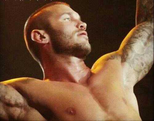 Randy Orton & Maryse Ouellet