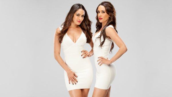 Bella Twins photoshoot