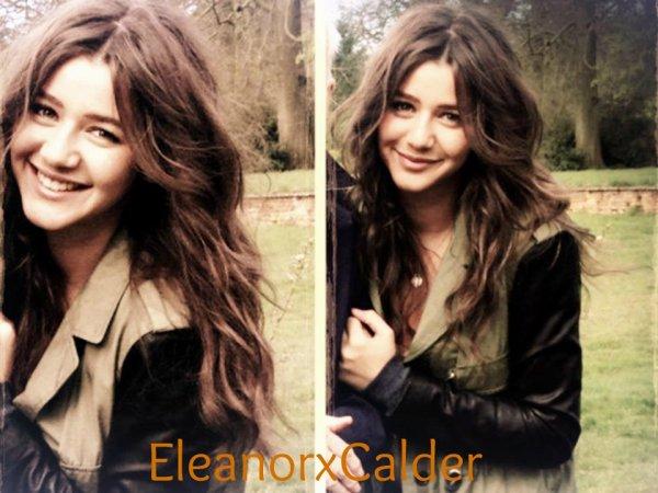 Suis l'actualité de la rayonnante Eleanor Calder ~