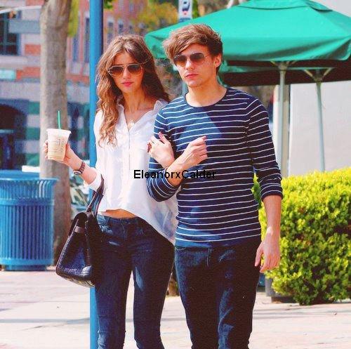 Louis a écrit un texte parlant d'Eleanor.