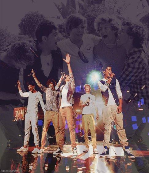 One Direction : deux ans. ♥