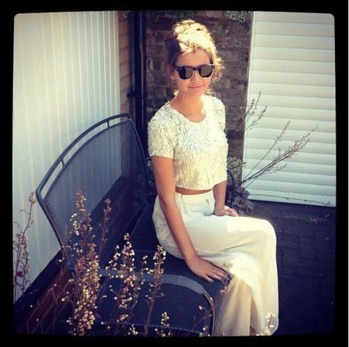 23/07/2012- Nouvelle photo d'Eleanor aujourd'hui. :)