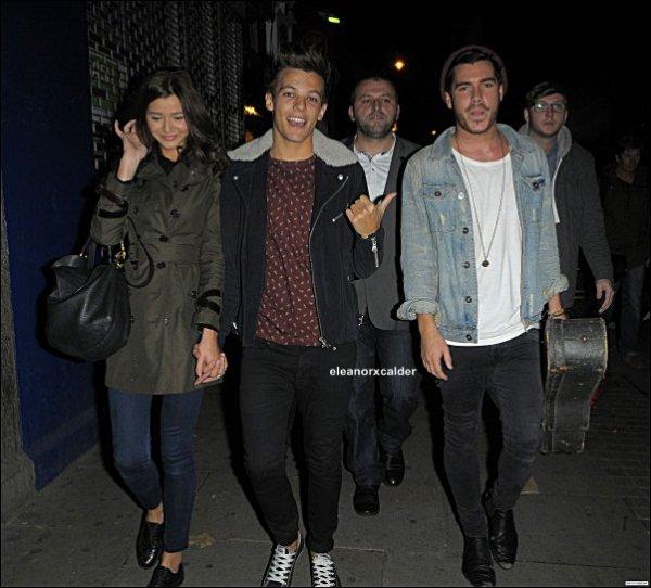 03/10/2012 - Louanor dans les rues de Londres