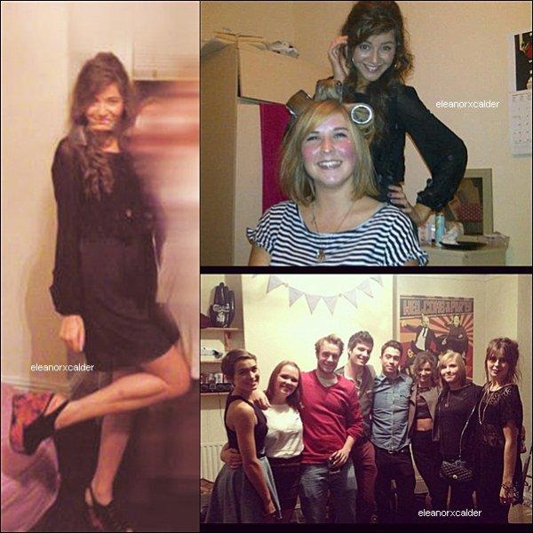 11.20.2012 - De nouvelles photos avec des amis