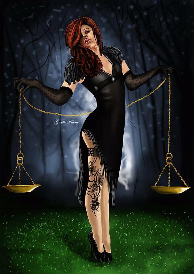 Balance by gaelle faery