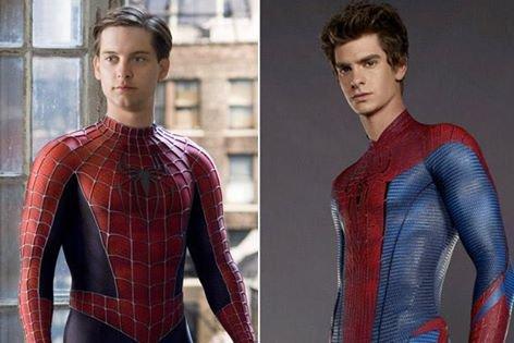 spiderman le plus sexy des deux ?
