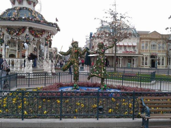 Printemps à Disney le 9 mars 2015