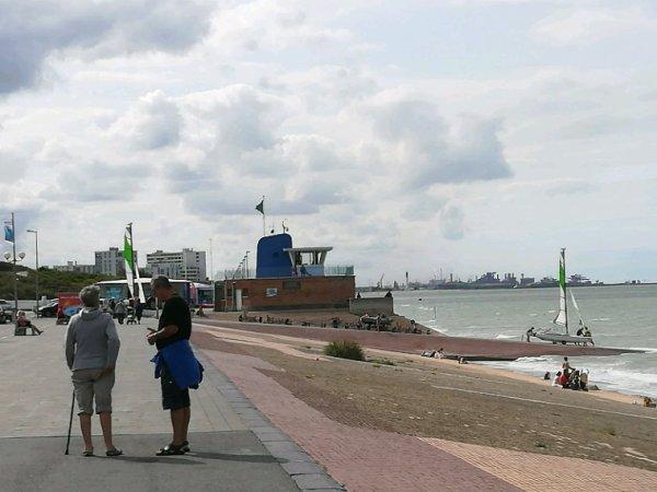 La plage de Lefrunkouk